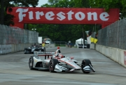 Will Power, Detroit