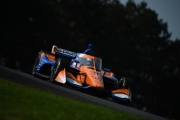Scott Dixon op Mid-Ohio