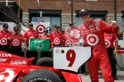 Scott Dixon, Baltimore