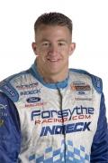 AJ Allmendinger vanaf Portland 2006 voor Forsythe Racing