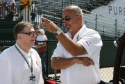 Mike Lanigan, Bobby Rahal