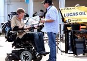 Sam Schmidt, Phoenix International Raceway