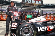 Will Power pakt pole in Texas