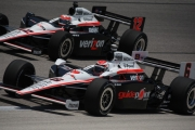 Ryan Briscoe, Will Power, Texas Speedway