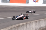 Ryan Briscoe, Will Power, Twin Ring Motegi