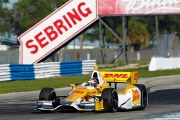 Ryan Hunter-Reay, Sebring
