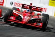 Dario Franchitti, Long Beach