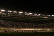 De start van de 2004 Champcarrace op de Las Vegas Motor Speedway