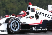 Helio Castroneves, Mid-Ohio
