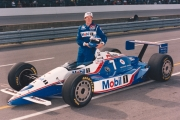 Paul Tracy in 1992, Indianapolis