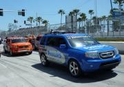 De doktorenwagen van het Holmatro Safety Team