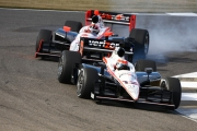 Helio Castroneves, Will Power, Barber Motorsports Park