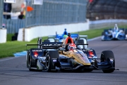 James Hinchcliffe, Indianapolis infield