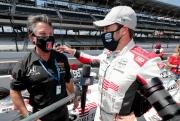 Marco Andretti, Michael  Andretti, Indianapolis